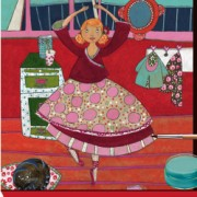 Atelier de pictura Balerina Djeco