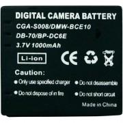 Panasonic, Ricoh kamera akku 3,7V 650mAh (250534)