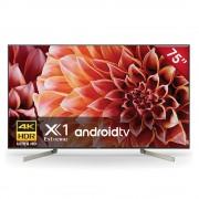 pantalla led sony 75 pulgadas 4k hdr smart xbr-75x900f