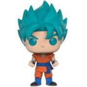 Dragonball Z Resurrection F POP! Vinyl Figure Super Saiyan God Super Saiyan Goku (Blue) 10 cm