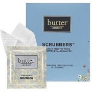 Butter london scrubbers salviette struccanti 15 pz