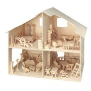 Pebaro - set casa delle bambole