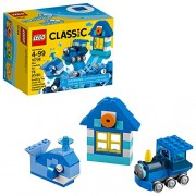 LEGO Classic Blue Creativity Box 10706 Building Kit