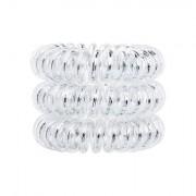 Invisibobble The Traceless Hair Ring Haargummi 3 St. Farbton Chrome Sweet Chrome für Frauen