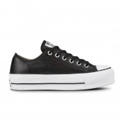 Converse All Stars Chuck Taylor Lift Clean 561681C Zwart / Wit-41.5