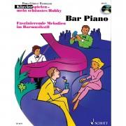 Schott Klavierspielen - mein schönstes Hobby Bar Piano Notenbuch