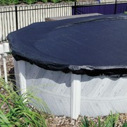 Abgal Leafstop Above Ground Pool Cover for Rectangular Pools