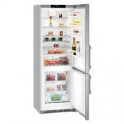 GARANTIE 4 ANI Combina frigorifica Liebherr, clasa A+++, congelator NoFrost, front inox SmartSteel CNef 5715
