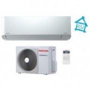 Toshiba CLIMATIZZATORE CONDIZIONATORE TOSHIBA MIRAI INVERTER RAS-10BKVG-E CLASSE A+ 10000 BTU GAS R32
