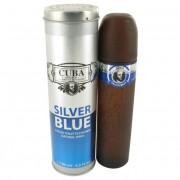 Fragluxe Cuba Silver Blue Eau De Toilette Spray 3.3 oz / 97.6 mL Fragrance 499493