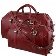 Комплект италиански чанти за пътуване Berlin TL10175