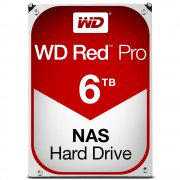 Western Digital WD Red Pro 6TB, 3.5inch, 128MB cache, 7200 class