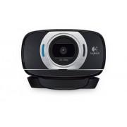Logitech HD Webcam C615 - Câmara web - a cores - 1920 x 1080 - áudio - USB 2.0