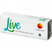 Live Daily Disposable (30 soczewek)