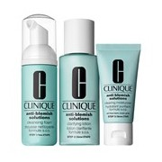 Anti-blemish solutions kit 3 passos peles acneicas - Clinique