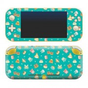 Controller Gear Animal Crossing: New Horizons Teal Icons Nintendo Switch Lite Skin