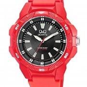 Reloj Q&Q VR54J003Y - Rojo - Sumergible