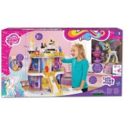 My Little Pony Castelul din Canterlot printesa Celestia si Spike B1373