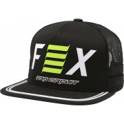 Fox Pro Circuit Snapback Sombrero Negro un tamaño
