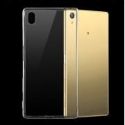 Husa SONY Xperia Z5 Super Slim 0.5mm Silicon TPU Transparenta