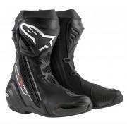 Alpinestars Stivali Moto Racing Supertech R Black Cod. 2220015