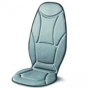 Масажна седалка за стол Beurer MG 155, Погряваща фунция, 3 индивидуално избираеми масажни зони, 2 нива на интензивност, 64312_BEU