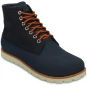Crocs Cobbler 2.0 Boot M Boots For Men(Blue)