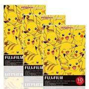 Fuji Fujifilm Instax Mini Pokemon 30 Film 7s 8 50s 70 90 Camera SP-1 SP-2