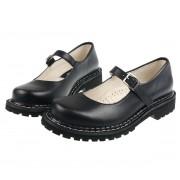 Ženske cipele (baletanke) STEADY´S - STE / ROCK_crna