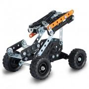 Set de construit Meccano Kit camioneta de curse 10 in 1