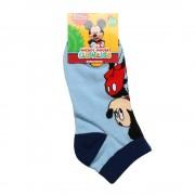 Mickey Mouse bleu kékkel gyerek zokni