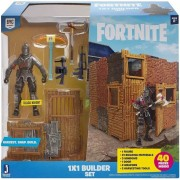 Fortnite - 1x1 Build Set Black Knight 40 Piezas - Fnt0048