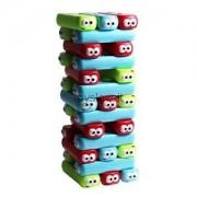 Alcoa Prime Children Plastic Stacking Towering Blocks Tumbling Towers Blocks Kids Toys