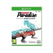 Electronic Arts Xbox One Burnout Paradise Remastered