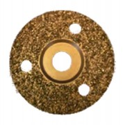Disc din metal, 125mm, 4250