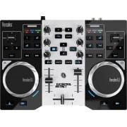 Hercules 4780846 Mixer Dj Audio Console 2 Banchi Midi 16 Bit Usb Type-A Jack 3.5 Mm Colore Nero / Grigio - 4780846 Djcontrol Instinct Party Pack