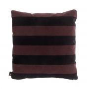 HAY Soft Stripe Kussen Burgundy