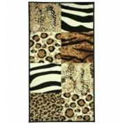 Covor Decorino C-020175 Polipropilena Animal Print 80x150 cm