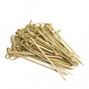 Dille&Kamille Petits piques, bambou, boucle, court (par 50)
