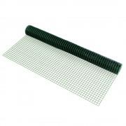 Телена ограда с PVC покритие, едно руло [pro.tec]® 1 x 5 m