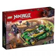 LEGO R NINJAGO Vierme de noapte ninja 70641