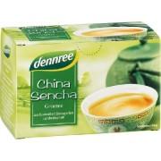 Ceai Verde Sencha Ecologic 20dz Dennree