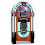 Auna Graceland-XXL Jukebox USB SD AUX CD UKW/MW