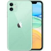Apple Iphone 11 256GB zöld, kártyafüggetlen, Gyártói garancia