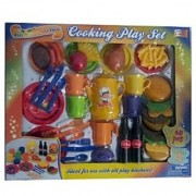 Kitchen Collection Cooking Playset 45 Pieces