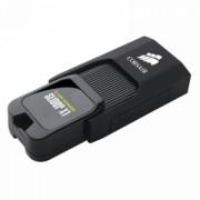 Memorie USB Corsair Voyager slider X1 128GB USB 3.0 Negru