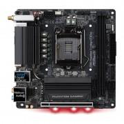 Placa de Baza Z390 PHANTOM GAMING-ITX/AC