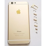 Carcaça/chassis central para Apple iPhone 6 gold