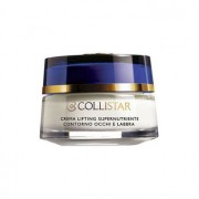 Collistar Eye Contour And Lips Supernourishing Lifting Cream 15Ml Per Donna (Cosmetic)