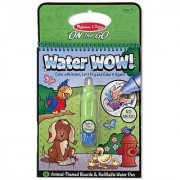 Melissa & Doug Water Wow Animals Vehicles Fairy Tale Bundle
